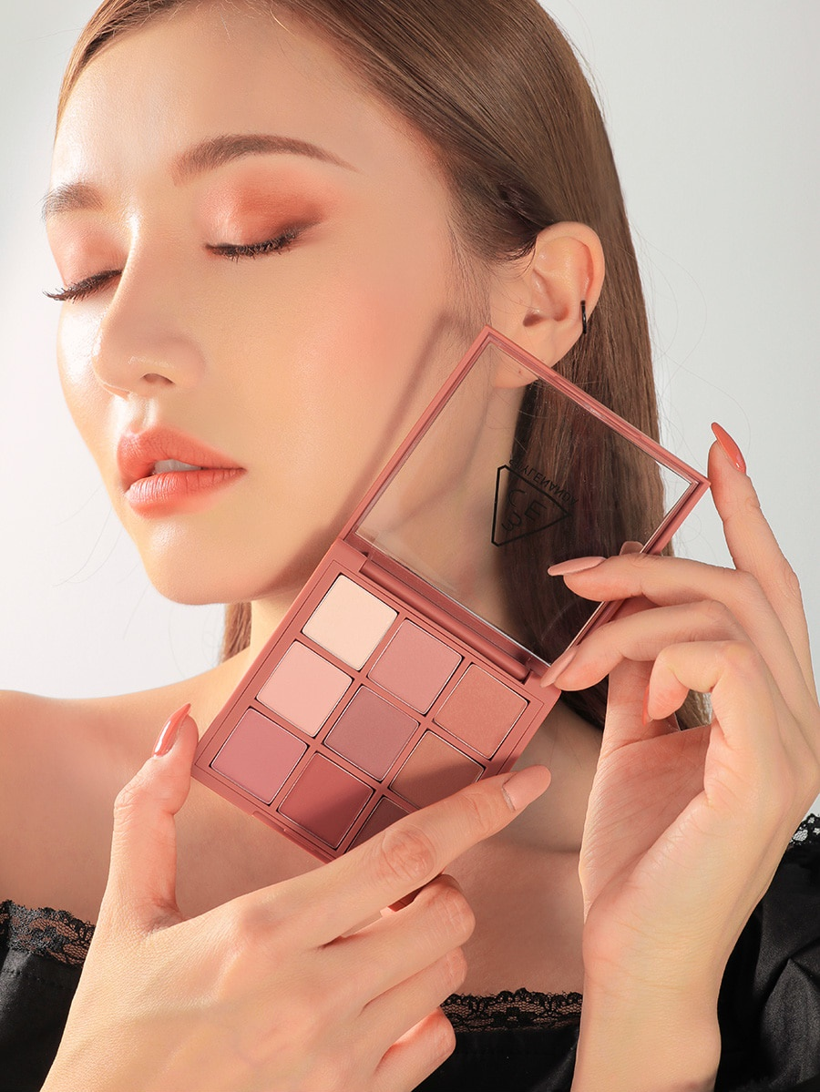Bảng Phấn Mắt 3CE Multi Eye Color Palette- Dry Bouque – Mỹ phẩm ...